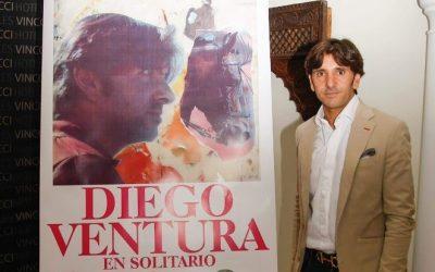 """Diego Ventura: """"Un cartel con Pablo, su hijo y yo sería bonito para Sevilla"""""""