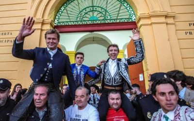 Jerez: 1ª de Feria – Pablo vuelve a España en plan arrollador