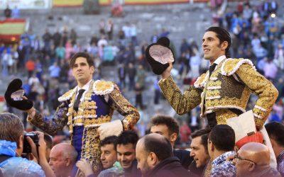Madrid: 18ª de San Isidro – Talavante y López Simón, por la Puerta Grande