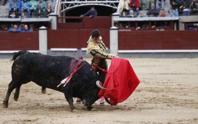Madrid: 22ª de San Isidro – Domecq, otra vez con la mirada perdida