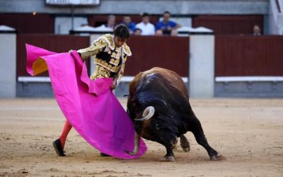 Madrid: 25ª de San Isidro – Una bellísima trincherilla