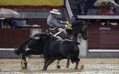 Madrid: 26 ª de San Isidro – Lluvioso y estancado rejoneo