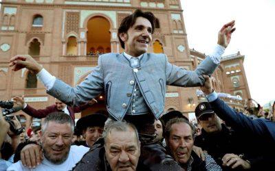 Madrid: 33ª de San Isidro – Ventura corta un rabo y hace historia en el rejoneo