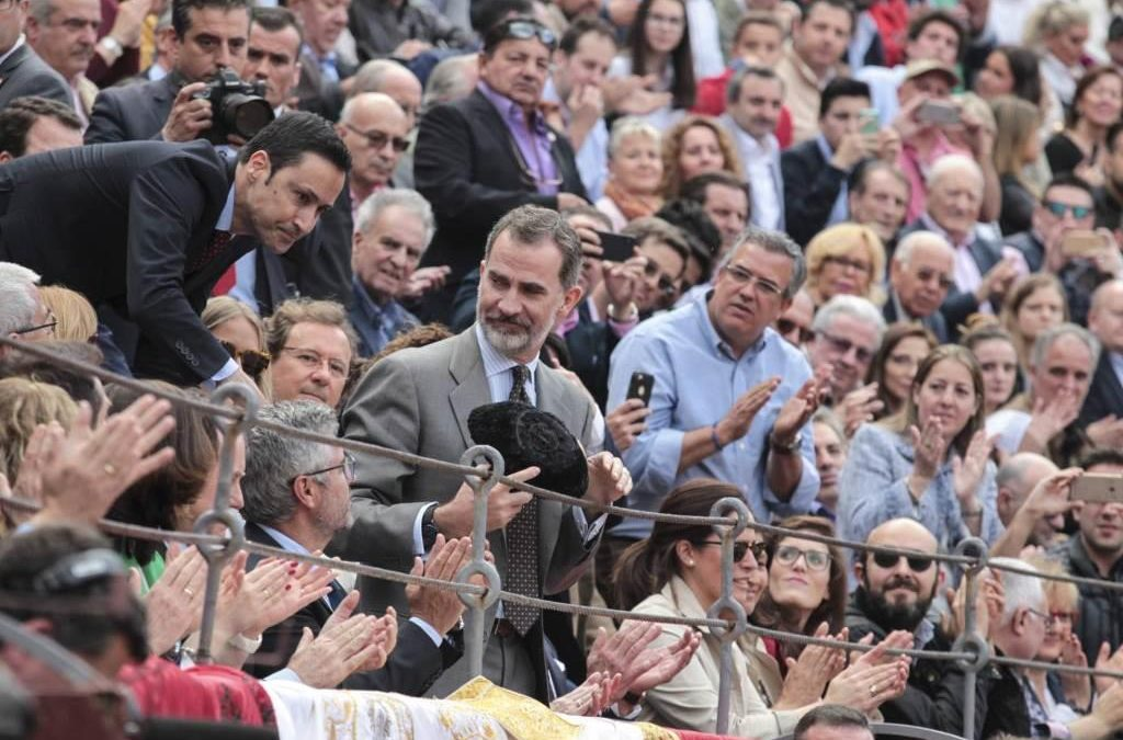 Madrid: 34ª de San Isidro – El Rey, en barrera