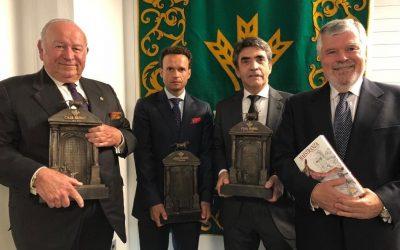 Caja Rural entregó sus premios taurinos y presentó Maestranza 2017
