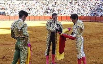 Corrida de toros – Enrique Ponce, Alejandro Talavante y Pablo Aguado