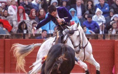 Sevilla: 7ª de abono – 4 orejas y 6 buenos toros de Bohórquez