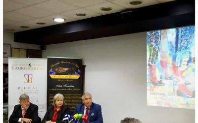 Presentada en Ronda la IV edición de la Bienal Internacional de Tauromaquia