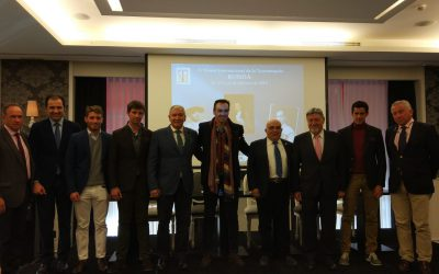La IV Bienal Internacional de Tauromaquia de Ronda se presentó en Sevilla