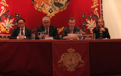 Clausura del seminario de la Cátedra Sánchez Mejías con Diego Urdiales