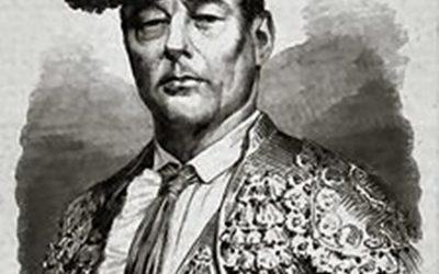 Acto en la Real Maestranza conmemorativo del bicentenario de Cúchares