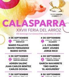 Feria de novilladas en Calasparra con Paco Aguado y Ángel Jiménez