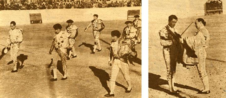 1 de noviembre de 1951: Chicuelo se retira en Utrera y doctora a Juan Doblado y a Pareja Obregón