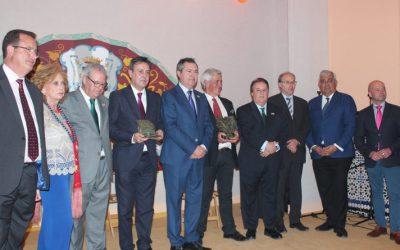 Entregados los Premios Ciudad de Sevilla a Arles y José Ribagorda