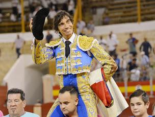 Almería: Torería de Curro Díaz en buena corrida de El Torreón