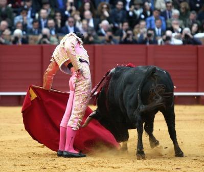 Corrida de toros – El Cid, David Mora y Daniel Luque