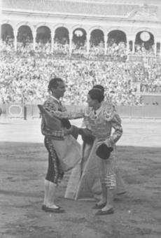 Alternativa de Diego Puerta: Luis Miguel ejerció de nº 1