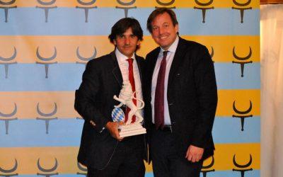 Diego Ventura recibió el premio 'León de Baviera' en Munich
