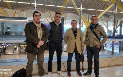 El Cid viaja a Colombia para comenzar el año de su despedida