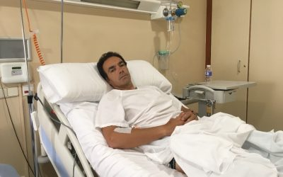El Cid se recupera en Madrid del percance sufrido el viernes