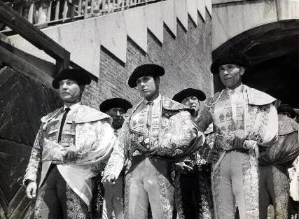 26 de octubre de 1952: Enrique Vera toma su primera alternativa en Jaén