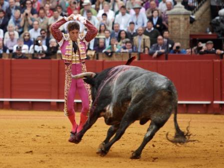 Corrida de toros – Rafaelillo, Javier Castaño y Manuel Escribano