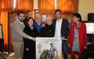Inaugurada en Gines una exposición de fotografías de Manolo Cortés