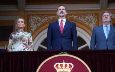 Madrid: De bien nacido es ser agradecido, Majestad