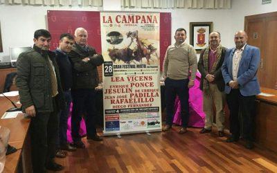 Homenaje a Emilio Fernández el 28-F en La Campana