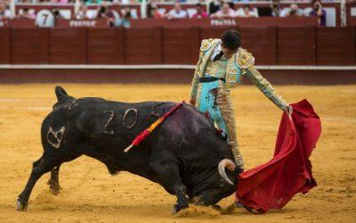 Málaga: 6ª de Feria – Toreo puro de Fortes en la amable despedida de Padilla
