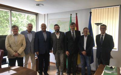 La Real Maestranza entregó su donativo anual a las Escuelas Taurinas de Andalucía
