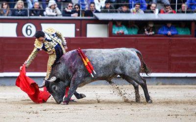 El Cid y Moral pasan sin suerte en la primera del año en Madrid