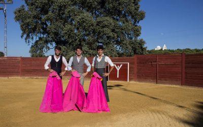 Aguado, Serna y Cadaval: Las últimas alternativas del toreo sevillano