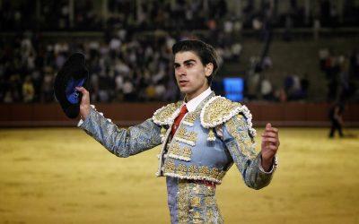 Novillada – Miguel Ángel Pacheco, Jesús Muñoz y Calerito