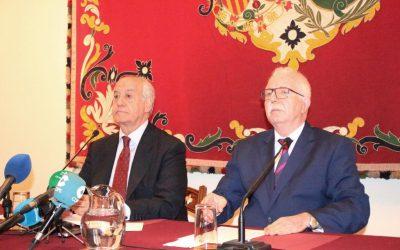 Pagés presentó los carteles de la Feria de Abril y el abono sevillano
