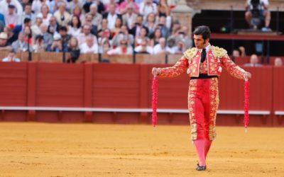 Corrida de toros – Morante de la Puebla, Alejandro Talavante y David Mora