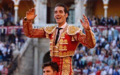 Corrida de toros – Antonio Nazaré, Pepe Moral y Esaú Fernández