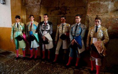 Fernando Gandullo, Álvaro López, Alejandro Cano, El Primi, Villita y Jorge Martínez