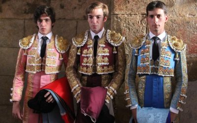 Novillada – García Navarrete, Carlos Ochoa y Daniel de la Fuente
