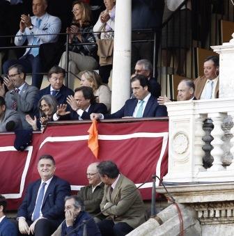 Corrida de toros – Manuel Escribano, Morenito de Aranda y Paco Ureña