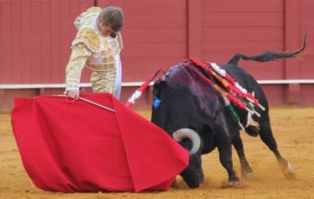 Corrida de toros – Morante de la Puebla, Paco Ureña y Javier Jiménez