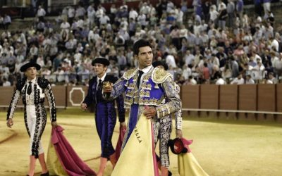 Novillada – Curro Durán hijo, Kevin de Luis y Aquilino Girón