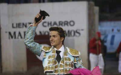 Nuevo triunfo de Lama de Góngora en plazas mexicanas