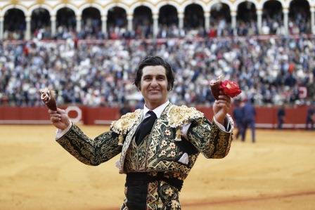 Corrida de toros – Morante de la Puebla, El Juli y Roca Rey