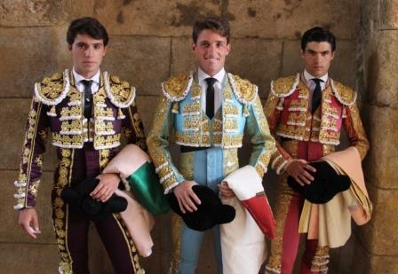 Novillada – Pablo Aguado, Rafael Serna y Alfonso Cadaval