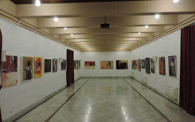 Exposición en Osuna de las obras finalistas del XXII Concurso de Pintura