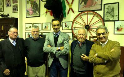 La Peña Taurina El Cid de Salteras celebró su tradicional acto taurino