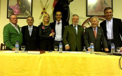 Estreno del pasodoble de El Cid con música de Abel Moreno y letra de Garrido Bustamante