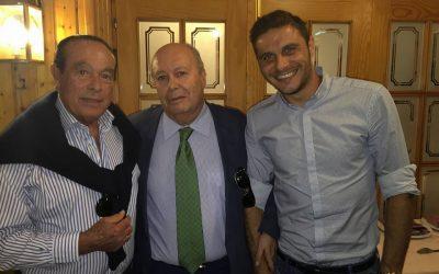 Luis Carlos Peris gana el Premio Manuel Ramírez de ABC
