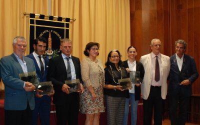 Entregados los IV Premios Santiago Planeta y Pascual Márquez